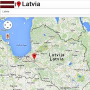 Latvia map Apps on Google Play