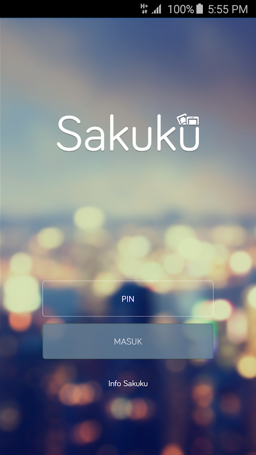 Sakuku- screenshot
