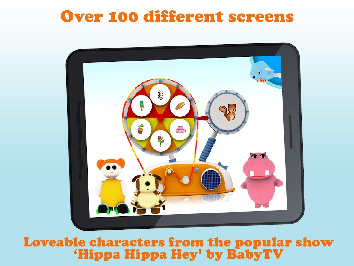 Learning Games 4 Kids - BabyTV- screenshot