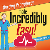 Nursing Procedure Made Incred Easy Android APK Download Free By Skyscape Medpresso Inc