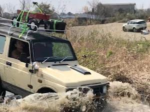 ジムニー JA22W 砂漠横断仕様のカスタム事例画像 🍀Futo🌿【⚓️ARCADIA⚓】さんの2020年03月13日12:18の投稿