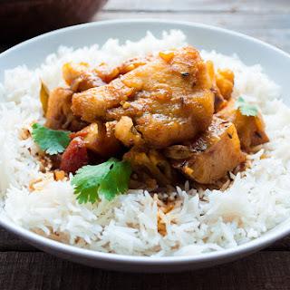 Bengali Bhetki Fish Curry