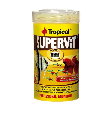 Tropical Supervit Basic 100ml/20g