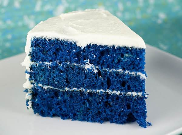 Blue Velvet Cake Recipe Just A Pinch Recipes
