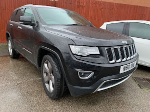 2013 JEEP GRAND CHEROKEE LIMITED CRD A