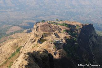 Photo: Padmavati Machi bird eye view