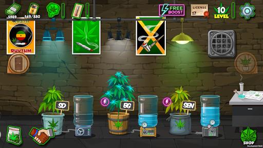 Weed Tycoon 2 : Legalization 1.4.38 screenshots 2