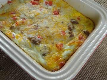 Southern Sausage/Egg Casserole