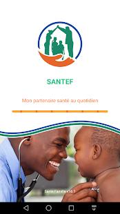 Download SANTEF - Vaccination, pharmacie et consultation For PC Windows and Mac apk screenshot 1