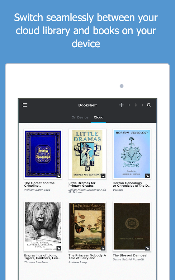 BookFusion - Reading Redefined- screenshot