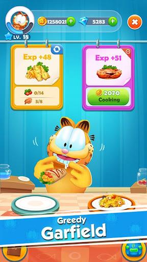 Garfield™ Rush screenshots 1