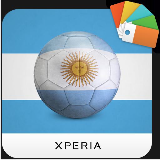 Xperia™ Team Argentina Live Wallpaper