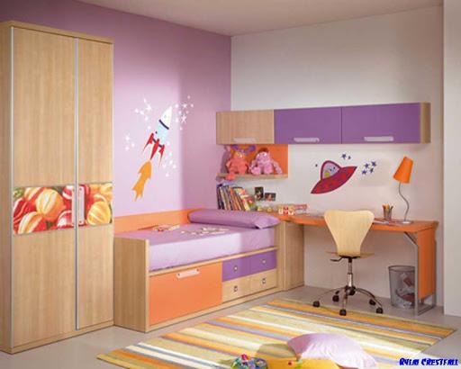 兒童房的設計思路