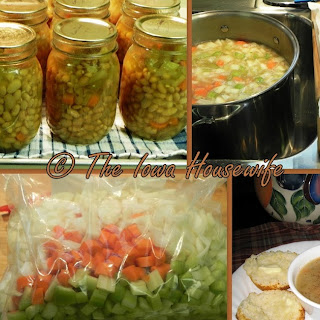 Home Canned Bean Soup