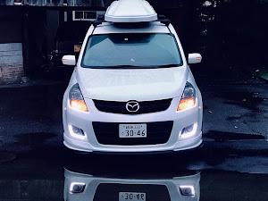 MPV LY3P 23T 4WD 2006年式のカスタム事例画像 yuuki / でんくまさんの2020年11月29日13:27の投稿