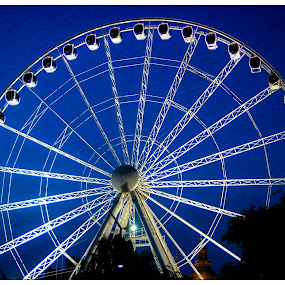 Wheel of Fortune  by Igor Modric - City,  Street & Park  Amusement Parks (  )