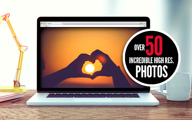 Photography New Tab Gallery