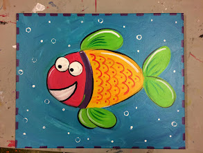 Photo: Funky fish
