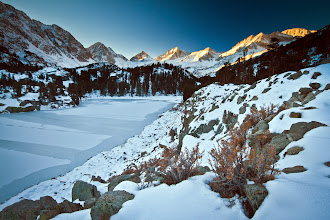 Photo: Morning in the Little Lakes Valley