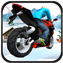 Snow Moto Racer 2016 icon