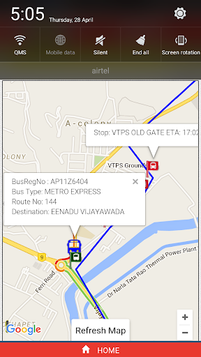 APSRTC City Bus Live Track  screenshots 6