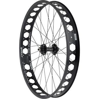 "Quality Wheels Pugsley Front Wheel - 26"", QR x 135mm, 6-Bolt"