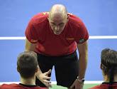 """Johan Van Herck kijkt uit naar allesbeslissende wedstrijd tegen Australië op Davis Cup: """"We gaan ons mannetje staan"""""""
