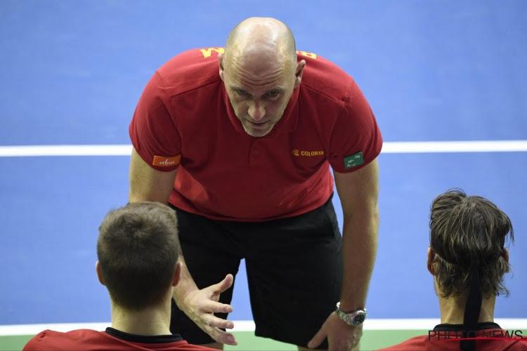 """Johan Van Herck kijkt uit naar allesbeslissende wedstrijd tegen Australië: """"We gaan ons mannetje staan"""""""