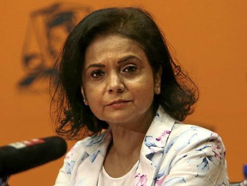 'Dit is vullis. Dit is 'n leuen ': Shamila Batohi op R1,7 miljoen van die betaling van CR17-betaling - TimesLIVE