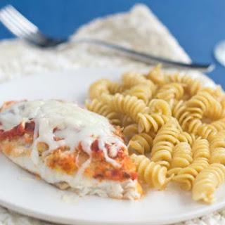 Fish Parmesan