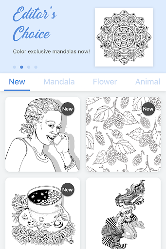 Paint By Number - Free Coloring Book & Puzzle Game 1.5.4 screenshots 23