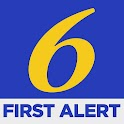 WECT 6 First Alert Weather icon