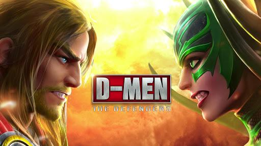 D-MEN:The Defenders  screenshots 1
