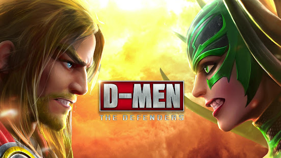 How to hack D-MEN:The Defenders for android free