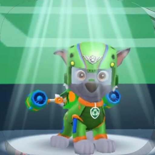 Paw Puppy Superhero Patrol Games