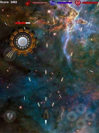 Kuiper belt Space Shooter screenshots 6
