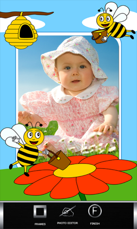 Free Baby Photo Frames Effects - 65000 Personalized Photo Frames