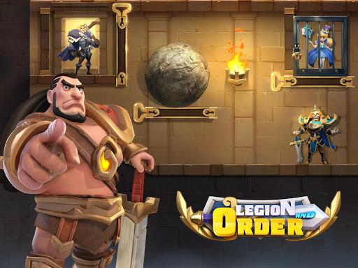 Legion and Order screenshots 6
