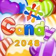 Candy # 2048 - ( # puzzle ) apk