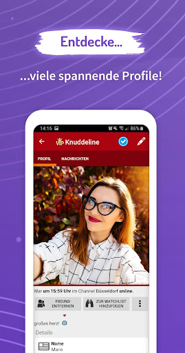 Knuddels - Chat. Play. Flirt. ss2