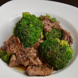 Panda Express Broccoli Beef