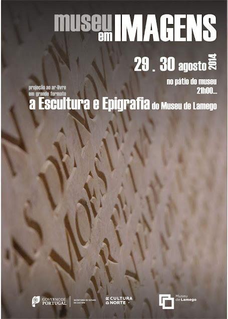 """Museu de Lamego divulga """"Em Imagens"""" escultura e epigrafia"""