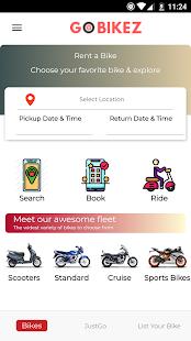 Go Bikez - Bike Rental - náhled