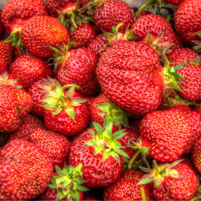 It's Berry Good by Chris Cavallo - Food & Drink Fruits & Vegetables ( fruit, red, strawberries, fruits and vegetables, strawberry,  )