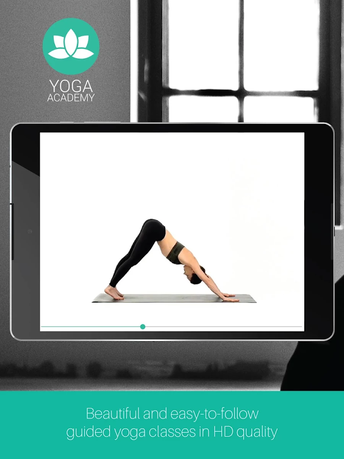 Global Yoga Academy- screenshot