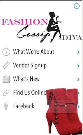 Fashion Gossip Diva