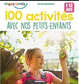 Livre 100 activités pour les petits enfants