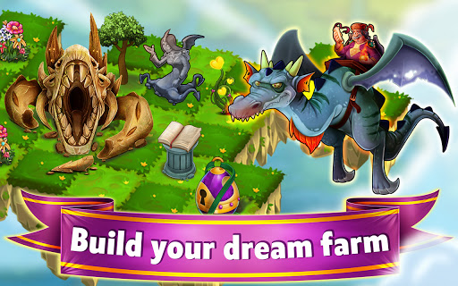 Dragon Land - Free Merge and Match Puzzle Game 0.36 screenshots 17
