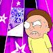 Rick And Morty Theme Song EDM Custom Tiles