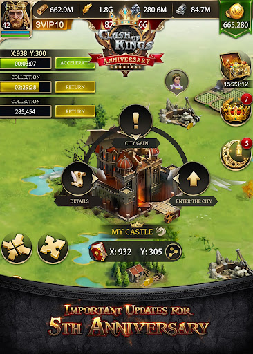Clash of Kings : The Ramadan event is on going! screenshot 11